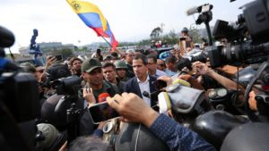 Venezuelan president, opposition leader urged to talk: UN