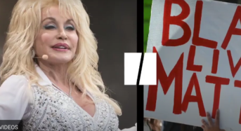 "It's #messypolitics. Do you have to ask: Does Dolly Parton Support Black Lives Matter? She said it clearly that blacks matter and just because a person is white does not mean they matter more than black people. She brought up ""white-asses"" not being any better than other skintones. IF blacks dont matter, nobody does, right?!"
